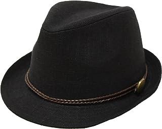 (エクサス)EXAS ロープ巻きハイバック中折れハット(中折れ帽子 中折れ帽)