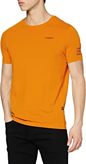 G-STAR RAW Text Graphic Slim Camiseta para Hombre