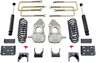 MaxTrac K333435 Lowering Kit 3 in. Front Drop 5 in. Rear Drop Incl. Front Spindles/Front Coils/Flip Kit/Rear Maxtrac Shocks Lowering Kit