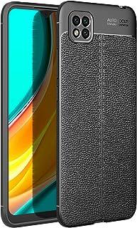 TingYR Case for Xiaomi Poco C3, Ultra Slim Flexible TPU Shock Absorption, Anti-Scratch, Premium Flexible Rubber Cover, Cov...