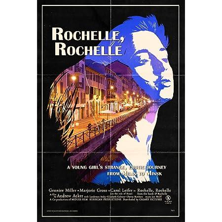 Rochelle Rochelle Movie Mural inch Poster 36x54 inch