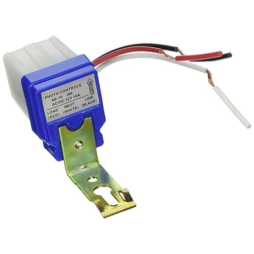 Photocell Sensor  Amazon Com