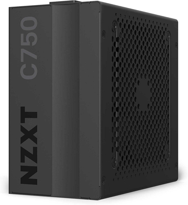 NZXT C750 - NP-C750M - 750 Watt PSU Review