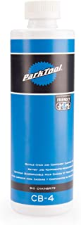 Park Tool CB-4 Bio Chainbrite Bicycle Chain & Component Cleaning Fluid - 16 oz. Bottle