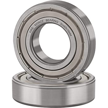 Bearing 6206-2Z C3 SKF Brand Metal Shields 6206-ZZ Ball Bearings 6206Z C3