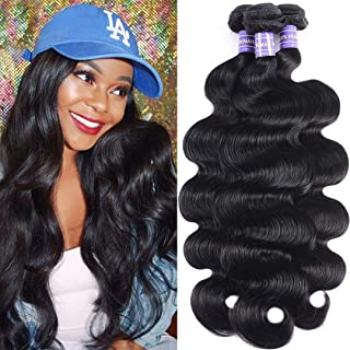 raw human hair bundles