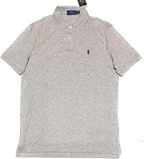 Mens Interlock Polo Shirt