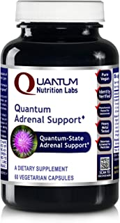 Quantum Adrenal Support, 60 Veg caps - Quantum-State Adrenal Support