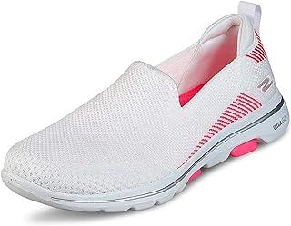Skechers Go Walk 5 Prized, Zapatillas Mujer, Medium