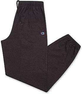 Champion Men's Big-Tall Closed Bottom Jersey Pant