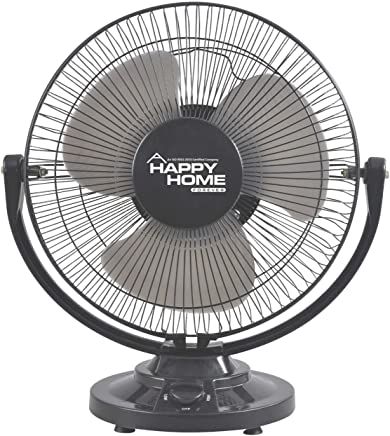 Starvin Laurels ||12 Inch Black table fan|| Copper winding ||1 year warranty limited addition|| Model- Black beauty