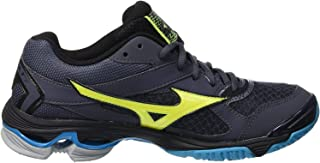 MIZUNO V1GA186598 Wave Bolt 7 MD Men's Low-Top Sneakers