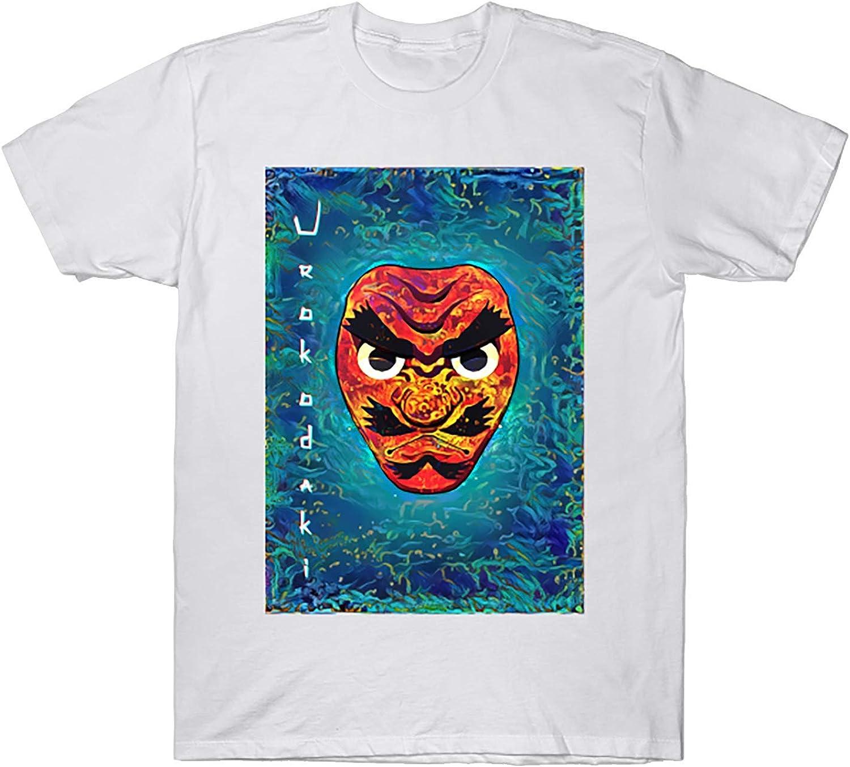 Demon Direct store Slayer-Kimetsu no Yaiba Urokodaki T-Shirt Mask Hoodie Max 76% OFF Tan