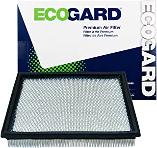 ECOGARD XA5488 Premium Engine Air Filter Fits 2002-2004 Jeep Grand Cherokee