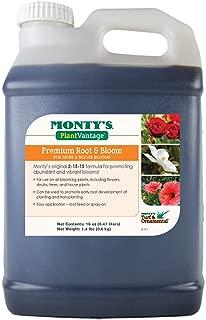Monty's Plant Food Company 502163 16 oz Premium Plant Vantage Root Bloom Fertilizer