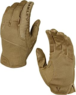 Oakley Mens Factory Lite Tactical Glove, Coyote, Large