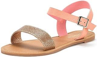 Best ankle strap open toe flats Reviews