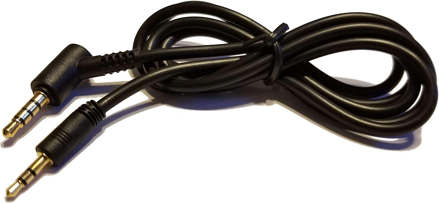 ienza PS4 Talkback Cable Replaces Turtle Force Chat half - Ear Beach safety