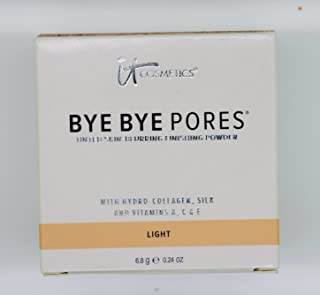 IT COSMETICS Bye bye Pores Tinted Skin Blurring Finishing Powder LIGHT - Sealed & Boxed