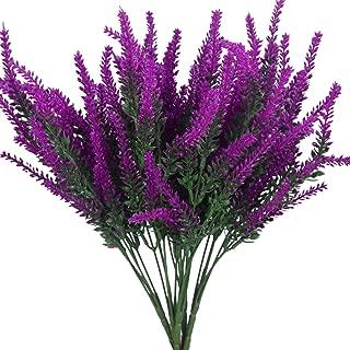 Best artificial lavender window box Reviews