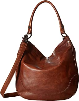 55236ff3ba8fb0 Frye belle bohemian hobo whiskey oiled vintage full grain | Shipped ...