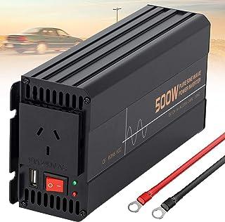 Pure Sine Wave Power Inverter 12V/24V DC to 110V/220V AC 500W 1000W 1200W 1500W 2000W 2500W 3000W 3500W 4000W 5000W 6000W ...