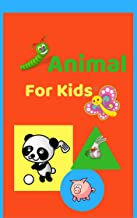 Animal for Kids: Have you been looking for a simple ABC book for your little one? Filled with cute and engaging animal ill...