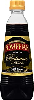 Pompeian Gourmet Balsamic Vinegar, Perfect for Salad Dressings, Sauces, Seafood and Meat..