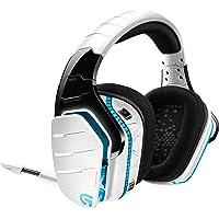Logitech G933 Artemis Spectrum Snow Wireless 7.1 Gaming Headset (White) - Refurbished