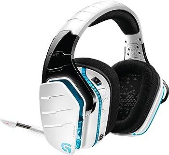 Logitech G933 Artemis Spectrum Snow Wireless 7.1 Gaming Headset