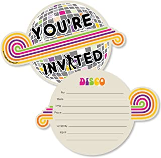 Best kids disco party invitations Reviews