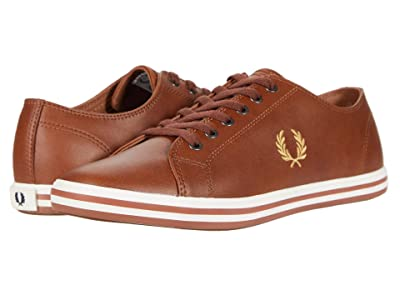 Fred Perry Kingston Leather (Tan) Men