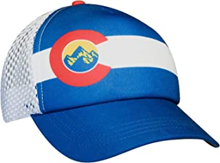 BOCO Foam Technical Trucker Hat - Ventilator Mesh - Colorado