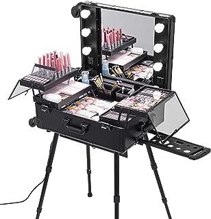 Happybuy Rolling Makeup Case 28