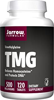 Jarrow Formulas TMG 500, 120 Tablets