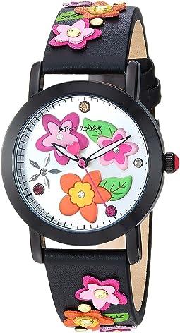 37BJ00677-04BX Floral Dial