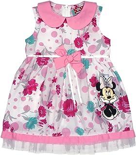 Disney Minnie Mouse Sommerkleid mit Bubikragen