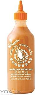 730ml  FLYING GOOSE Sriracha Mayoo Sauce / Chilicreme würzi
