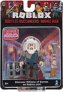 Roblox Figure Series #6 - Bootleg Buccaneers: Mining Man
