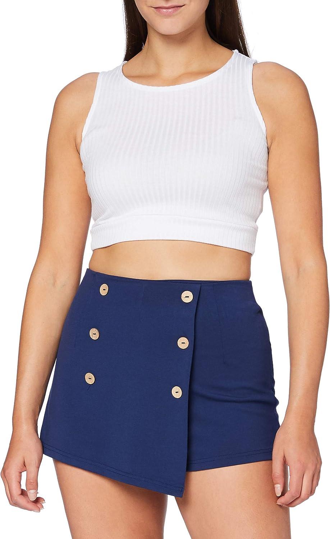 Inside Pantalones Cortos para Mujer
