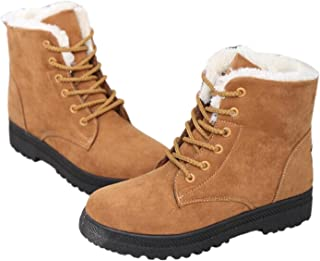 Dormery Snow Boots Winter Ankle Boots Women Shoes Plus Size Shoes 2018 Fashion Heels Winter Boots Fashion Shoes