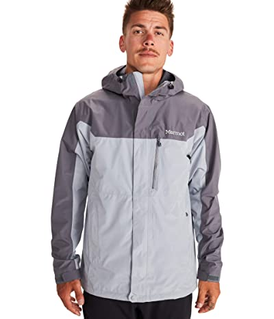 Marmot Southridge Jacket (Sleet/Steel Onyx) Men