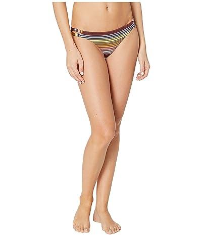 Billabong Sun Fall Lowrider Bikini Bottom (Multi) Women