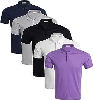 Amazon.es: Morado - Polos / Camisetas, polos y camisas: Ropa