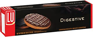 LU European Biscuits, Digestive, 7.05 Ounce (Pack of 6)