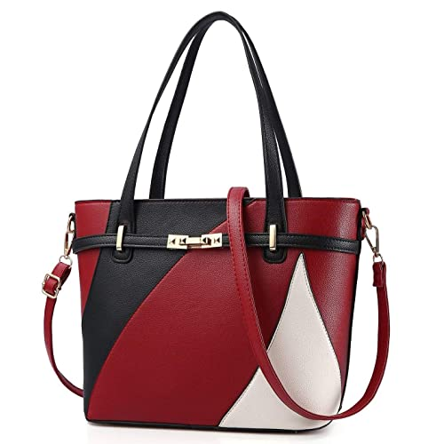 e621a2cf1c20 Handbags for Women Shoulder Tote Bags Satchel Purse Top Handle Designer  Leather Ladies Cossbody Bag