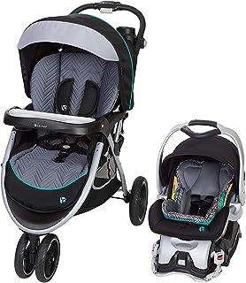 Baby Trend Sky View Plus Travel System - Grey - TS89B25B