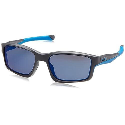 92330332d25 Oakley Mens Chailink OO9247 Non-Polarized Ractangular Eyeglasses