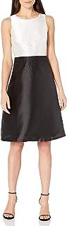 فستان لل نساء مقاس L , متعدد الالوان - فساتين عملية كاجوال