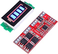 Icstation 14.4V 30A 4S Lithium Battery Protection PCB BMS Board Lipo Battery Capacity Tester Module Set